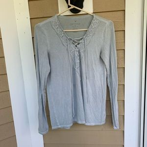 soft and sexy american eagle long sleeve